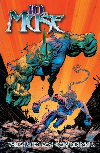 10th Muse Vol 2: The Image Comics Run Part 2 1