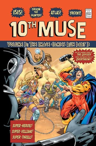 10th Muse Vol 3: The Image Comics Run Part 3 1
