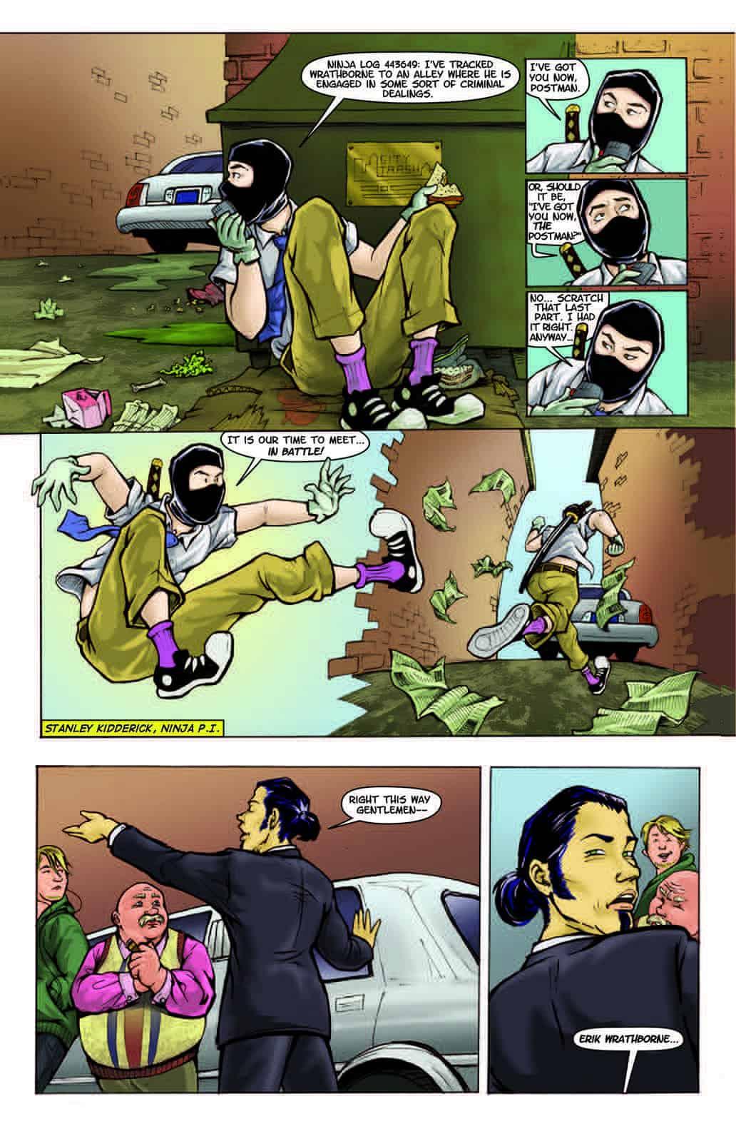 A Ninja Named Stan 4