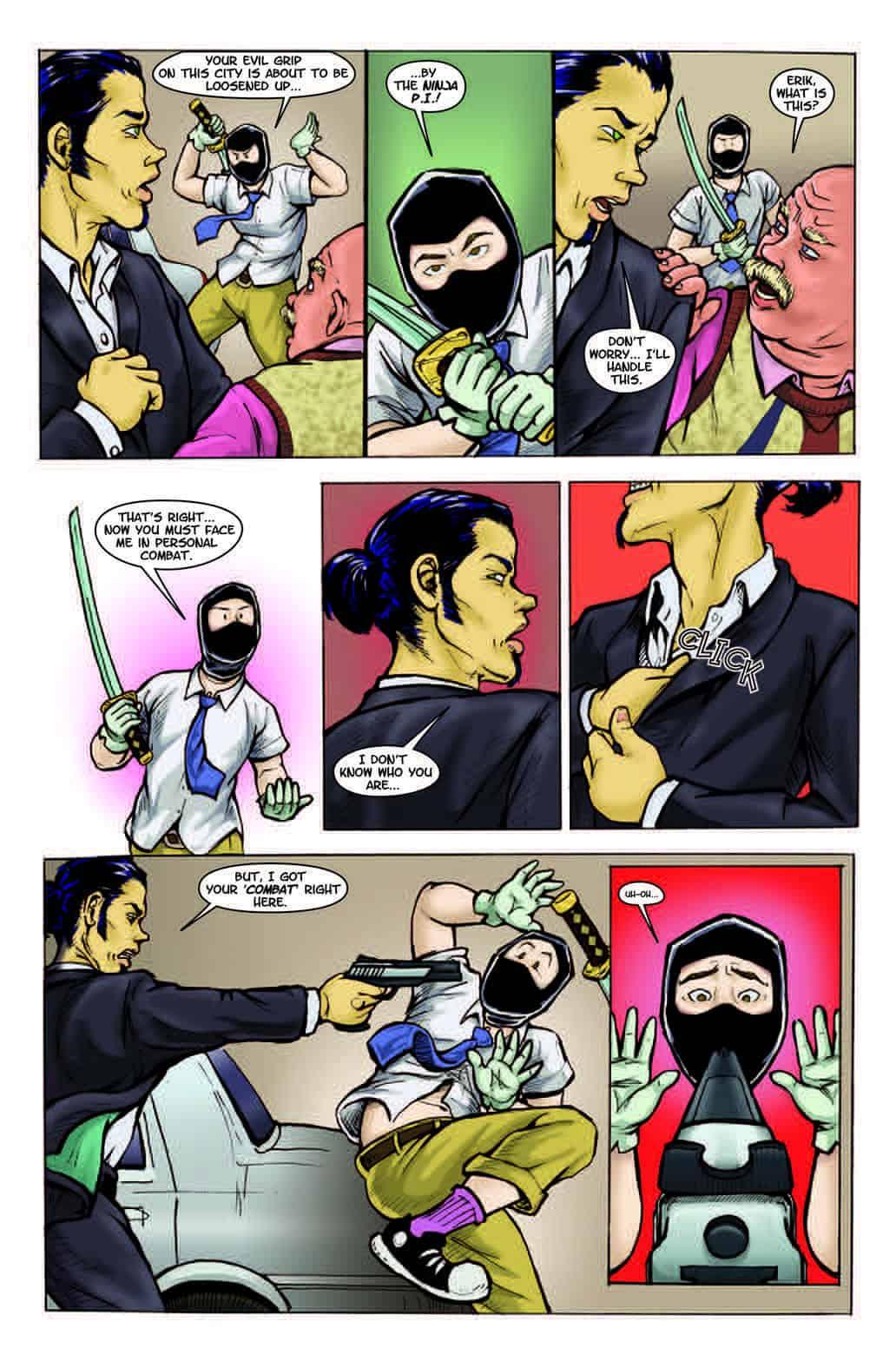 A Ninja Named Stan 5