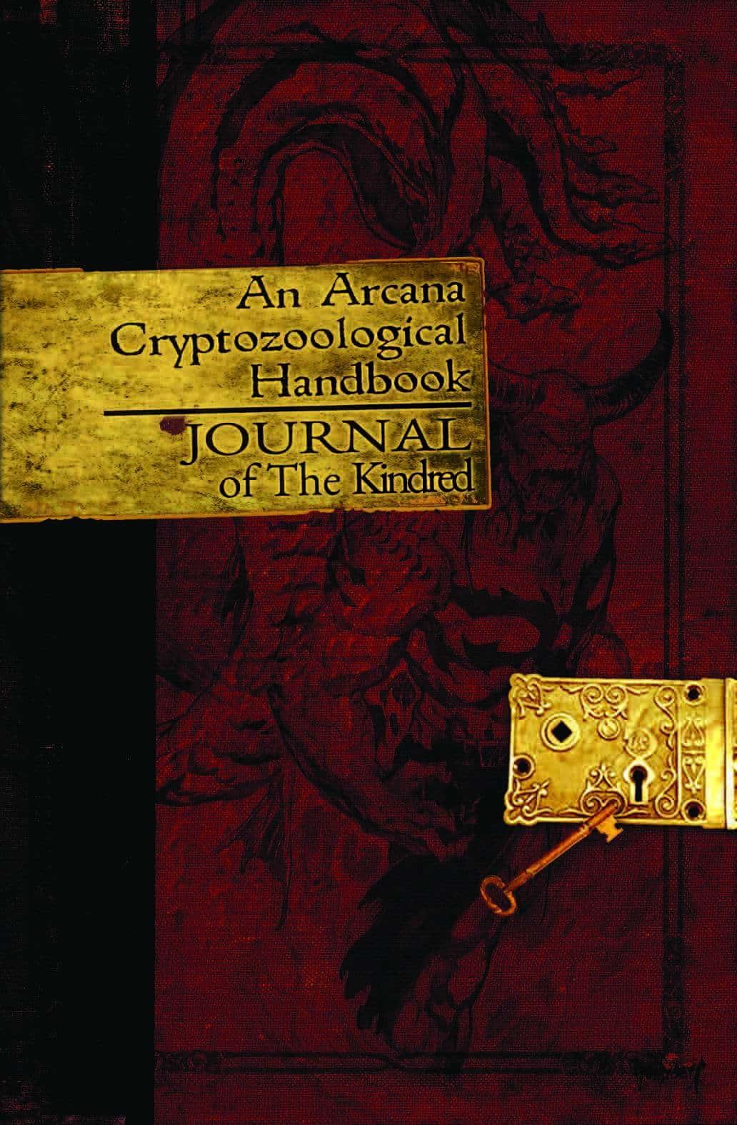 An Arcana Cryptozoology Handbook: Journal of the Kindred 2