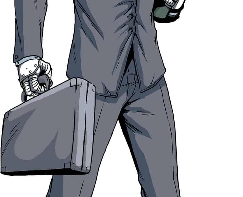 Agent Aqualung