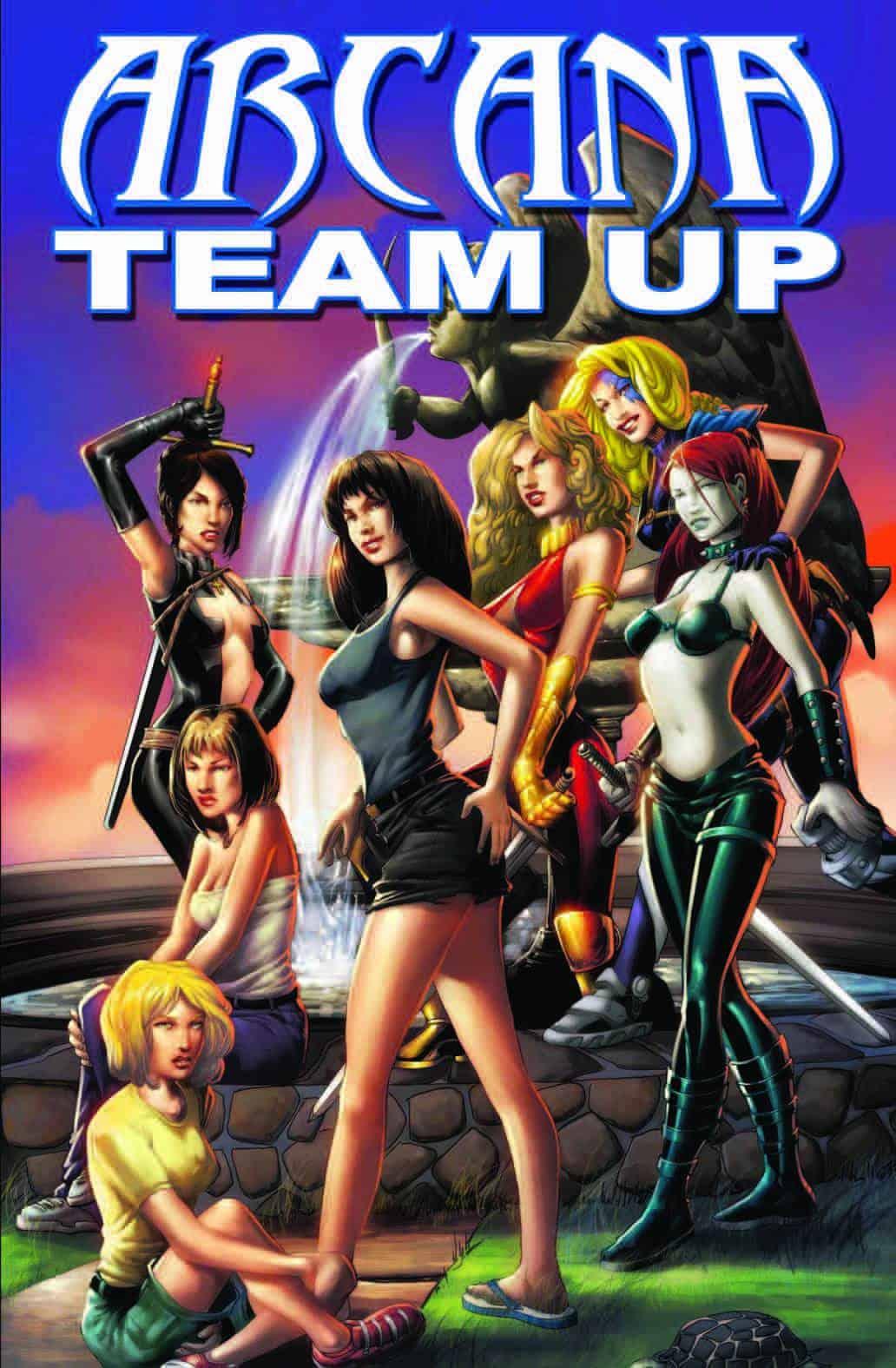 Arcana Team Up 1