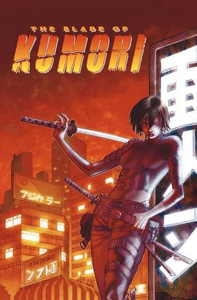 Blade of Kumori 1