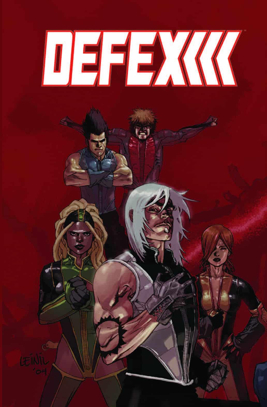 DEFEX-Cover
