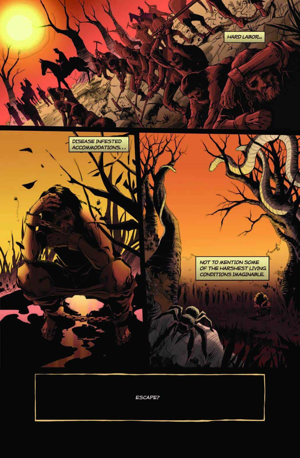 Devil's Island 5