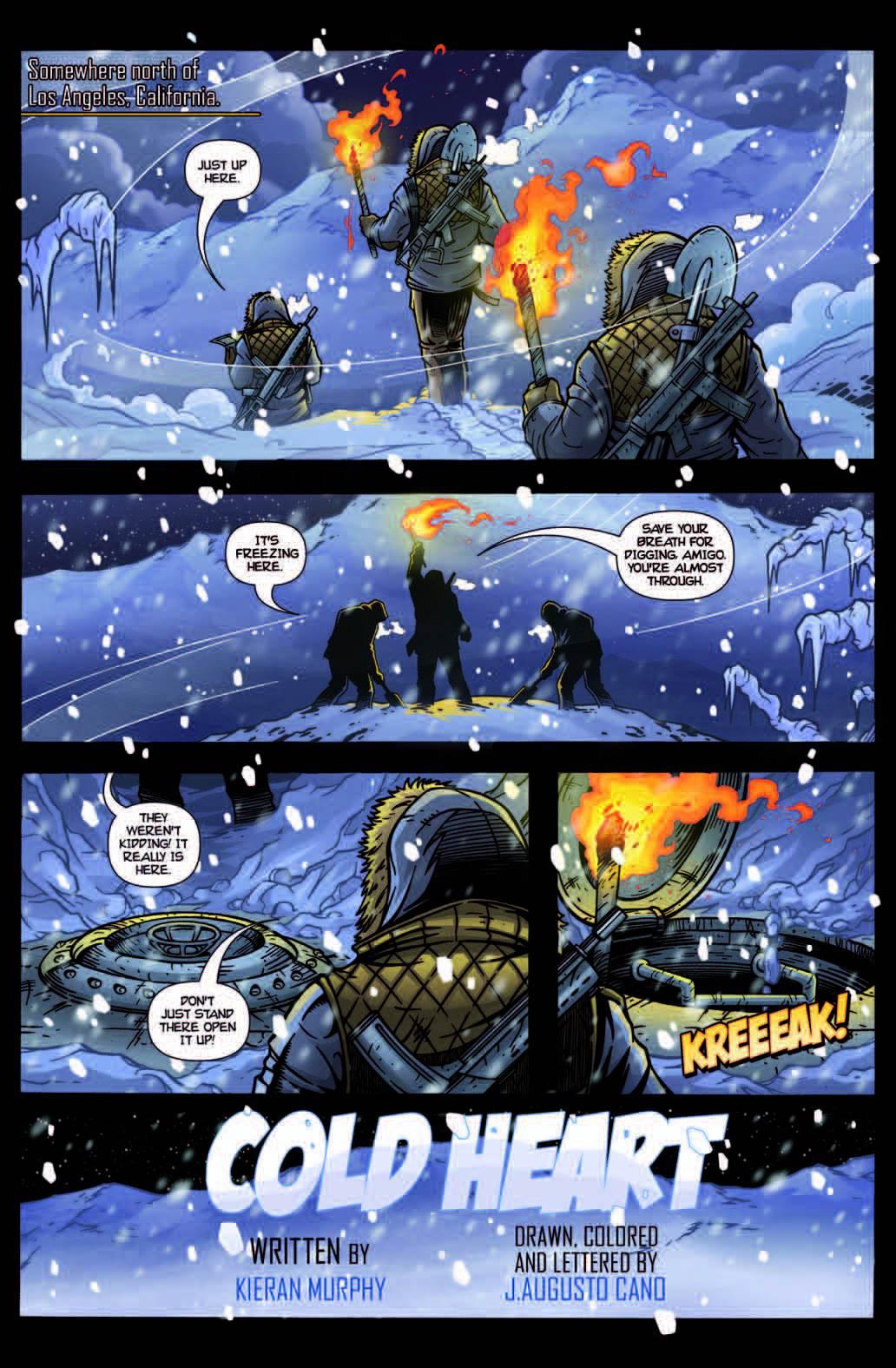 Frozen Wasteland 3