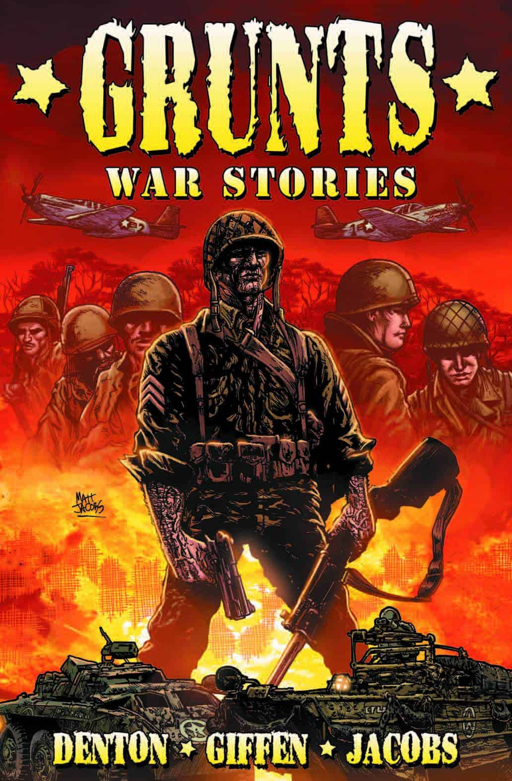 Grunts: War Stories 1