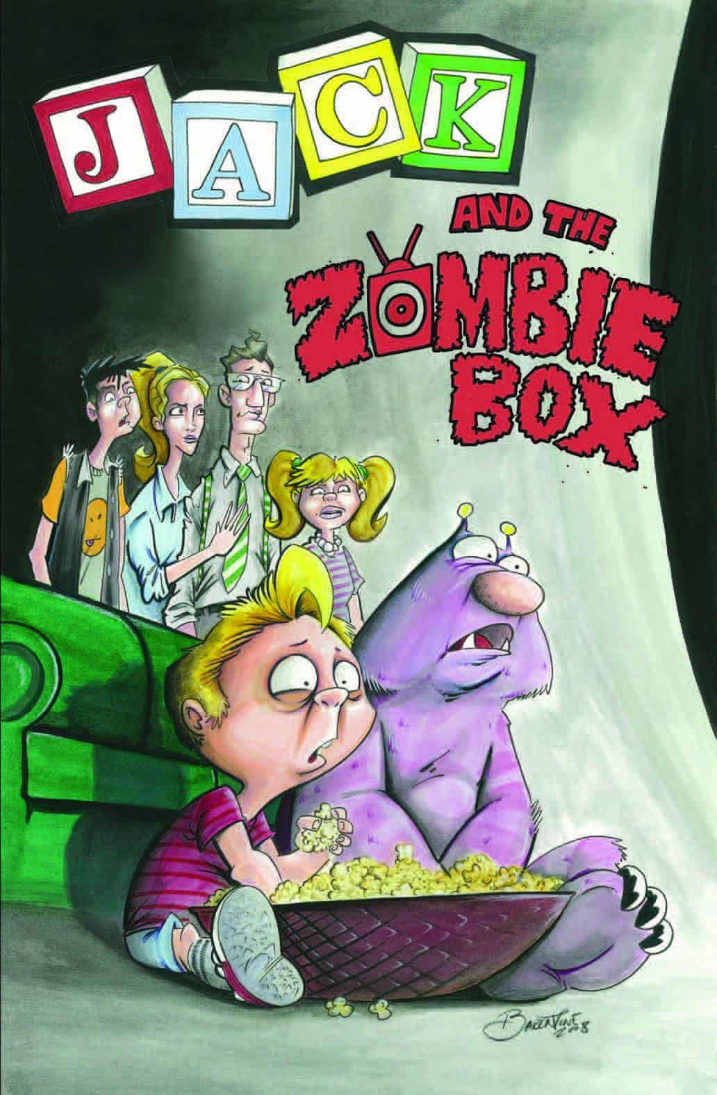 Jack & The Zombie Box 2