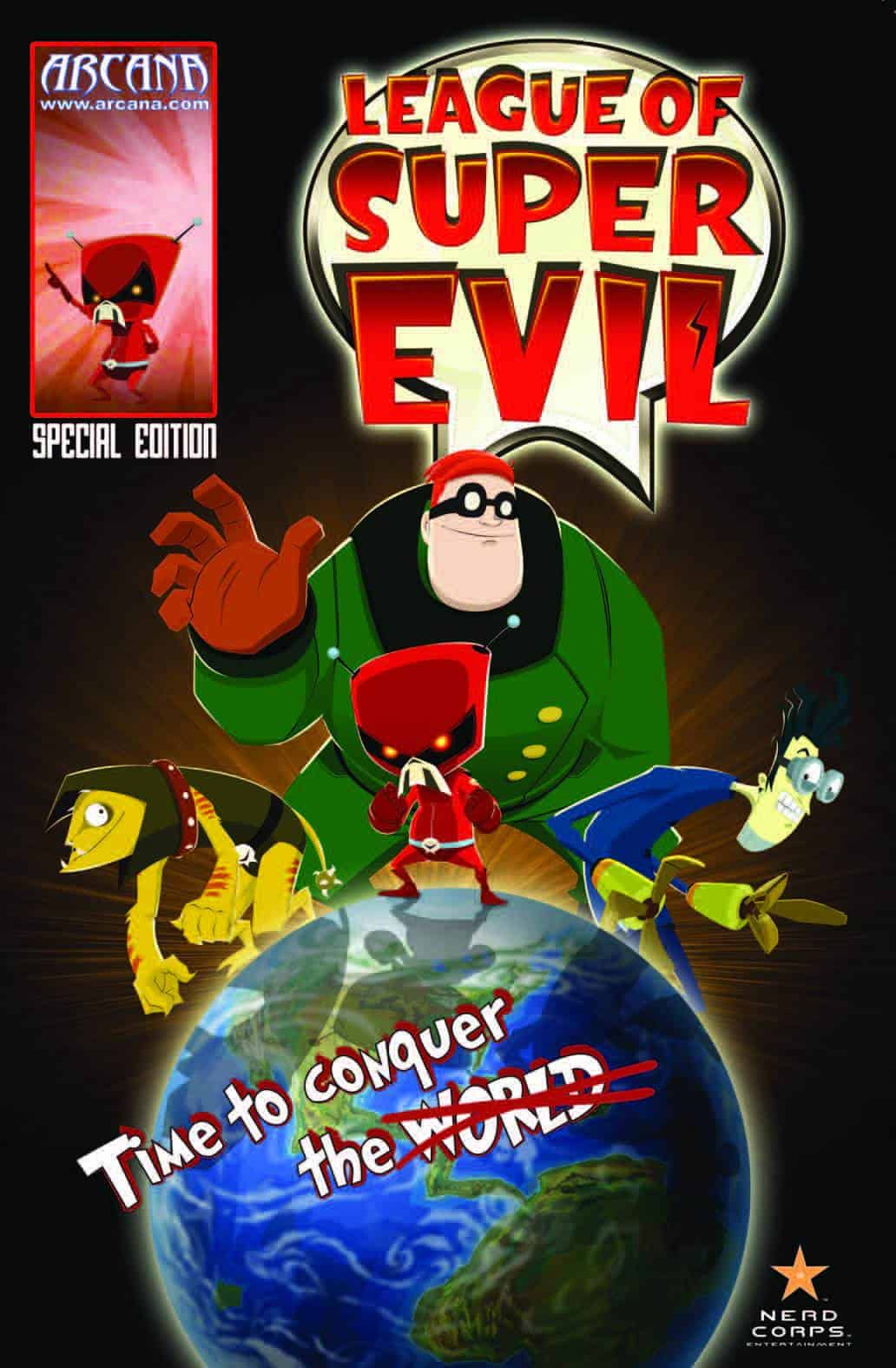 League-of-Super-Evil-Cover