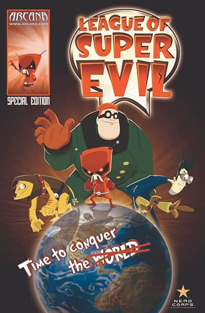 League-of-Super-Evil