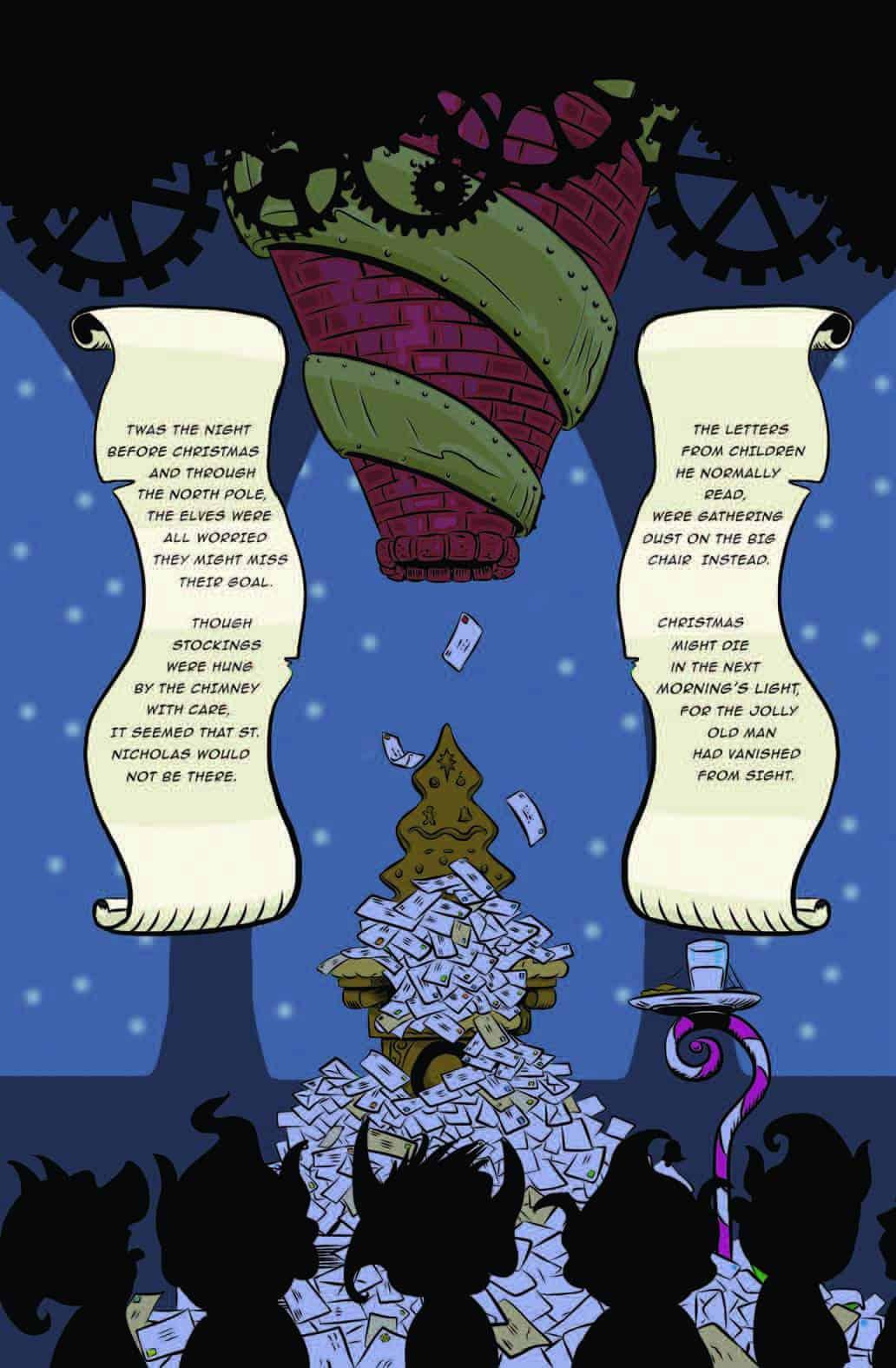 Scrooge & Santa 3