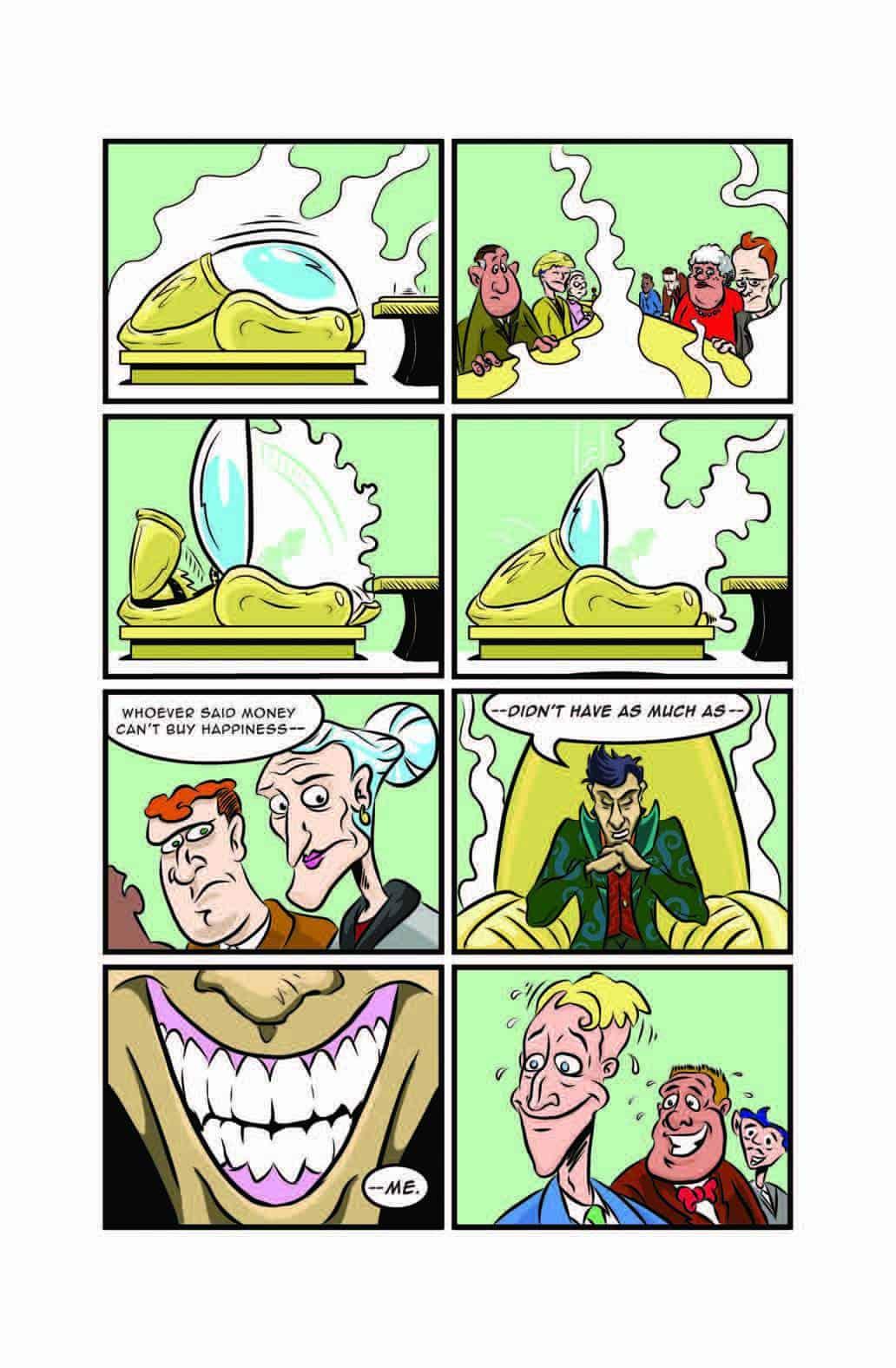 Scrooge & Santa 6
