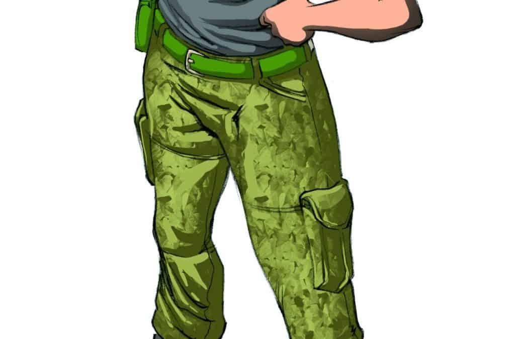 Sgt. Nicole (Nikki) Wheeler
