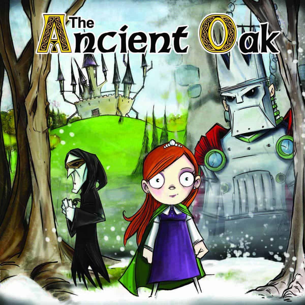 The Ancient Oak 2
