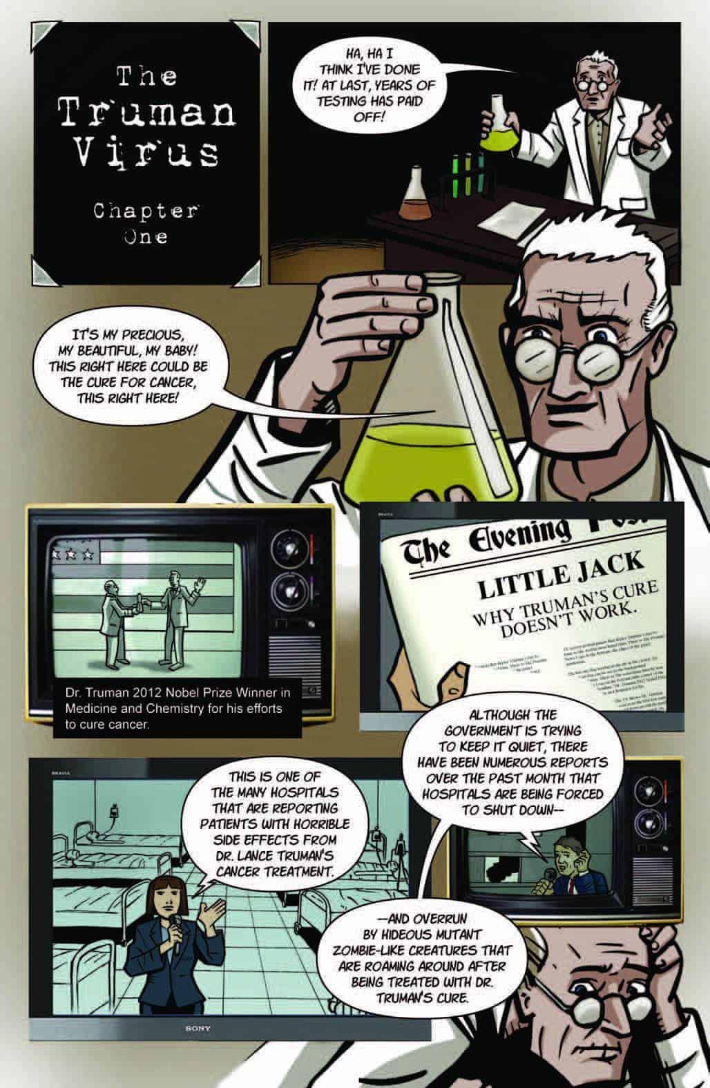 The Truman Virus 3