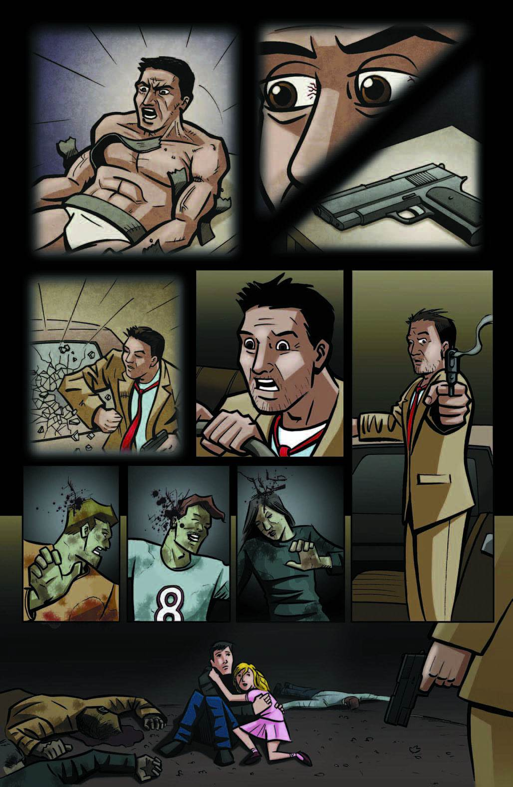 The Truman Virus 6