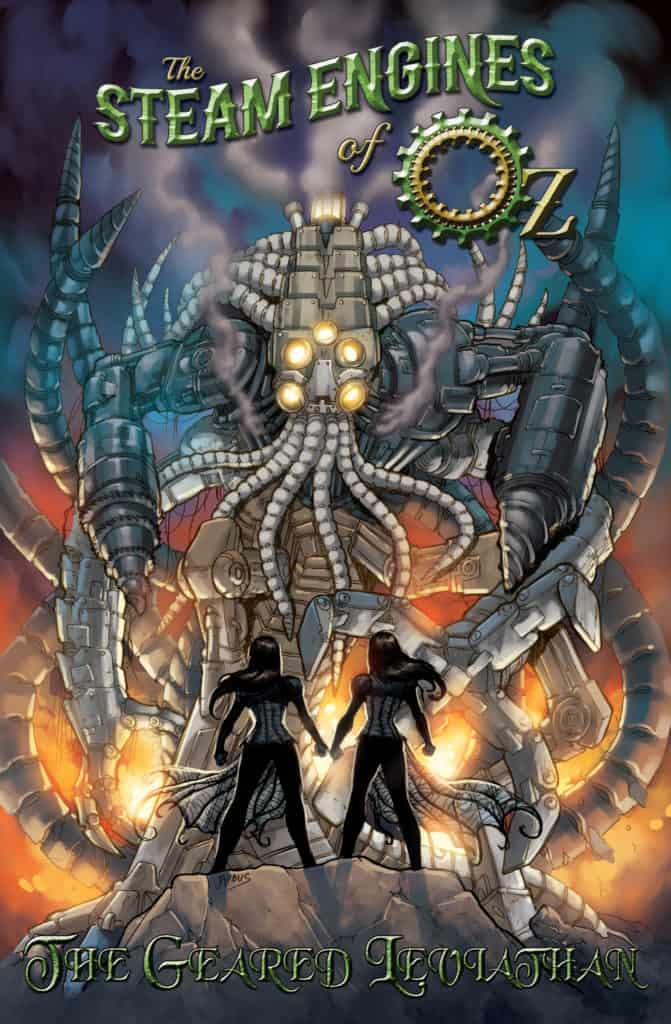 The Steam Engines of Oz: The Geared Leviathan