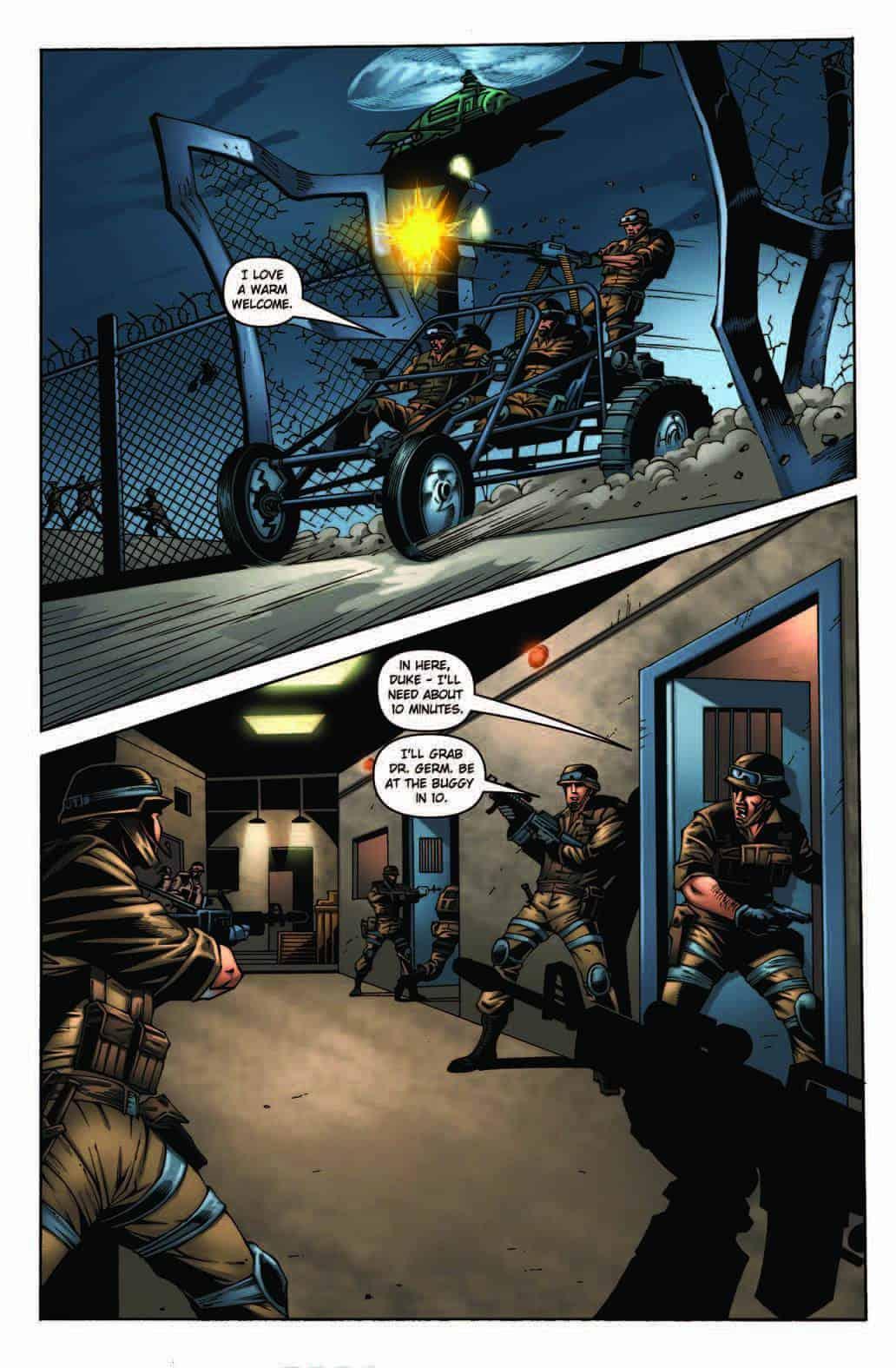 Zombie Warriors 4