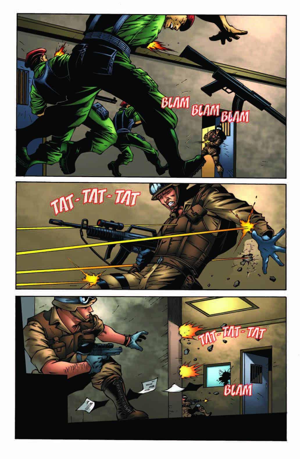 Zombie Warriors 7